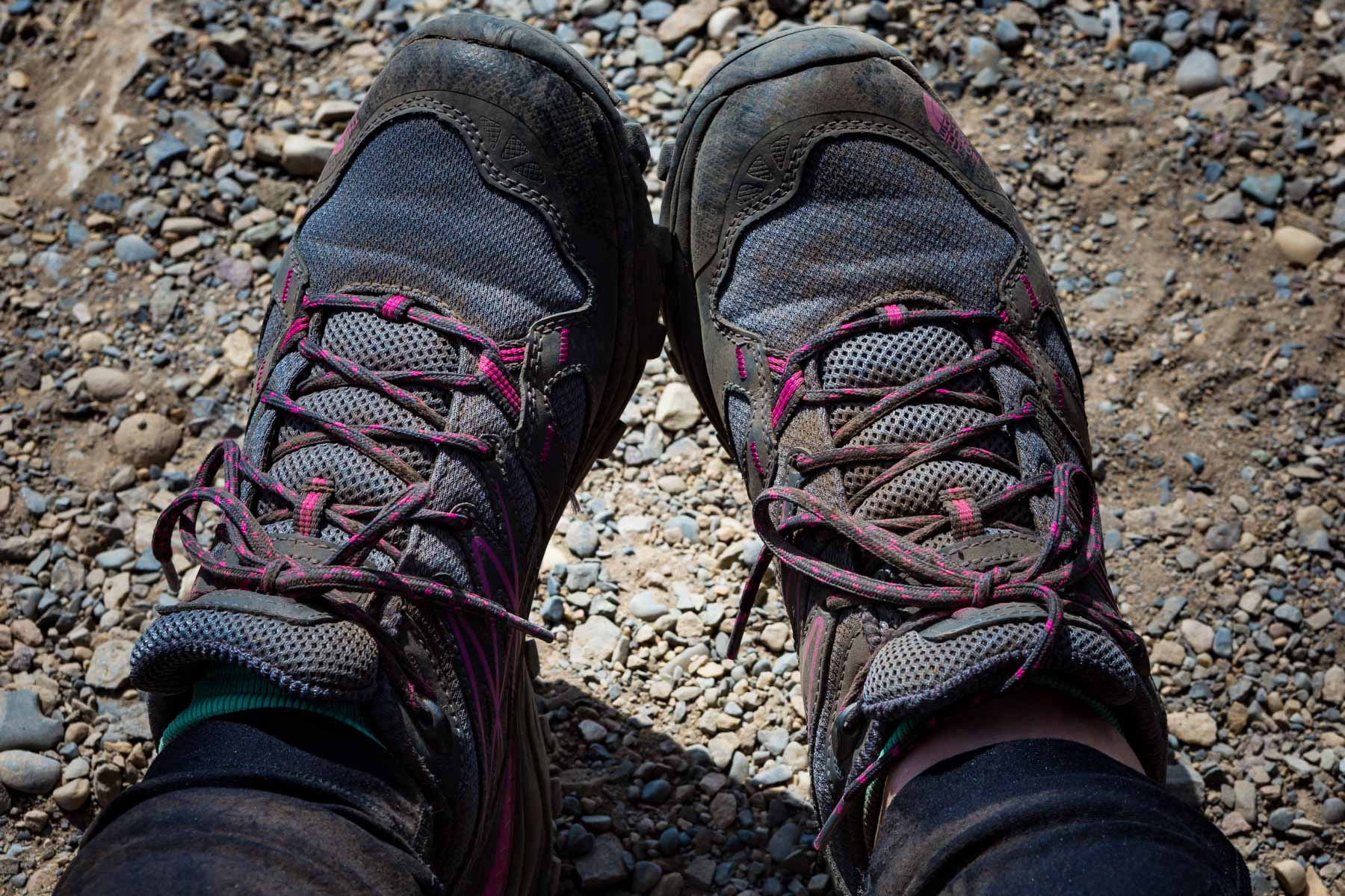 052d29cfb GEAR REVIEW: THE NORTH FACE HEDGEHOG FASTPACK HIKING SHOES – TRACEY ...