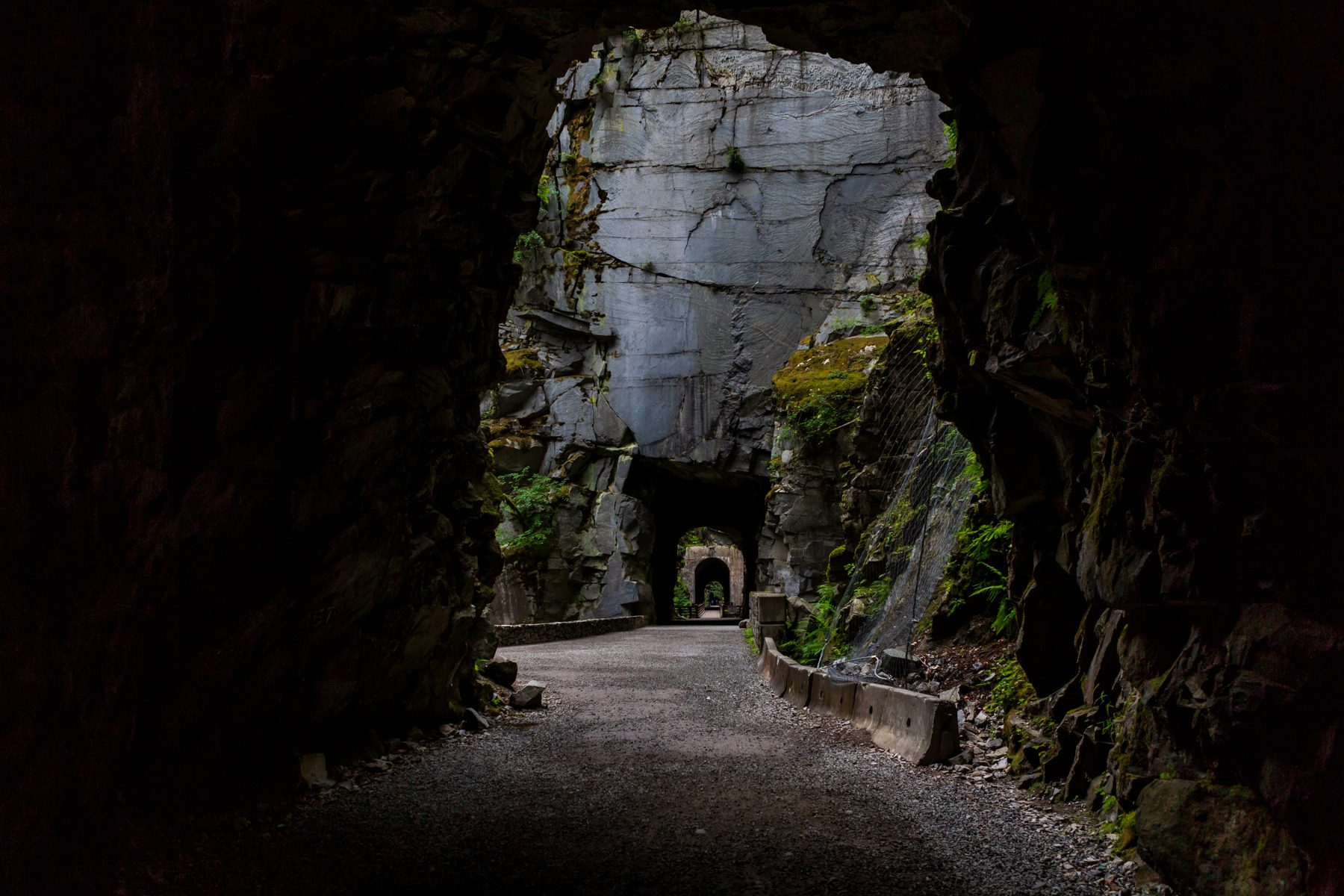 Othello Tunnels - Hope, British Columbia  - Tracey Sawatzky, Adventure Photographer