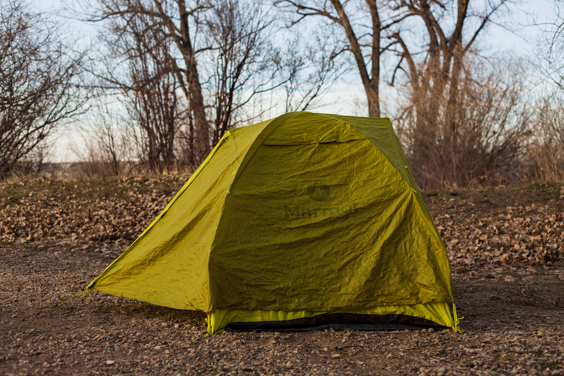 Marmot Tungsten 2 person Ultralight tent